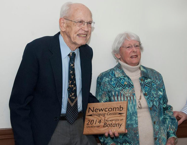 Eldon and Joy Newcomb